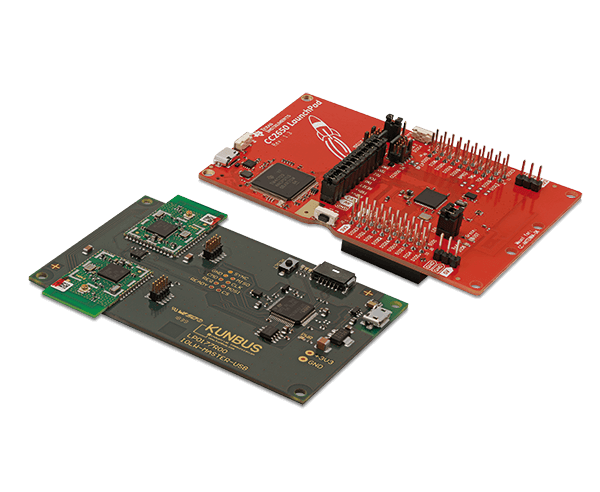 Evaluation Boards des IO-Link Wireless Development Toolkit Device