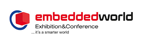 embedded world Messe Logo